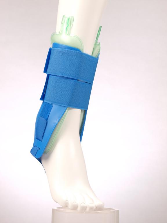 Фиксатор голеностопного сустава fs 3004 /пневмошина болит сустав запястья